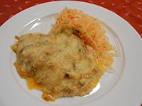 Csőben sült grill zöldséges pulykamell ázsiai csípős káp.sal
