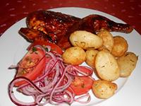 A jó öreg amerikai grill csirke