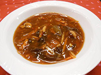 Szecsuáni savanyú-erős leves