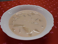 Vilmoskörte-leves