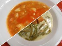 Alföldi daragaluskale. és fokh.angolbabfőz. sült virslivel