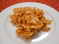 Krumplis tészta